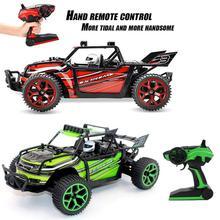 High end RC автомобиль на дороге автомобиль Высокое Скорость 20 км/ч 1:18 Весы 4×4 быстрый гоночный автомобиль 2.4 ГГц Дистанционное управление 4WD RC игрушечных автомобилей VS 2098b
