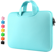 11 6 13 6 15 6 inch Candy Color Soft Laptop Handbag Notebook Laptop Bag Sleeve