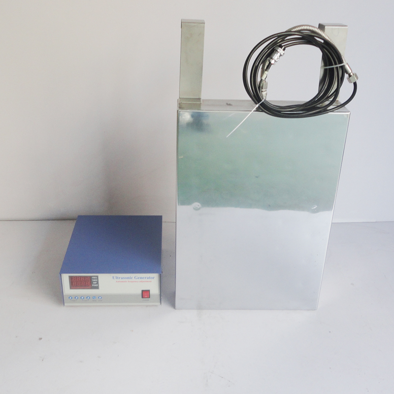 Immersible Ultrasonic Transducer Pack For Auto Parts Cleaning 1000W 40KHZ frequency cleaning 1000w 40khz 80khz dual frequency immersible ultrasonic transducer dual frequency submersible ultrasonic transducer