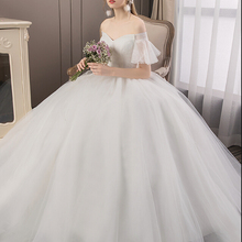 SUNTINGTING ball gown wedding dress bridal gowns