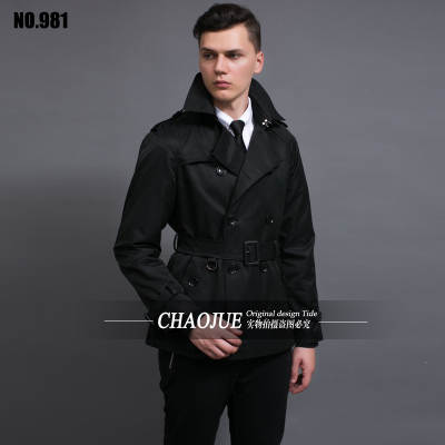 Jacke 22OFF Herren Fit CHAOJUE Plus Graben Graben Mantel Größe Qualität Trenchcoat Neue 3XL männer England Beige Männlichen Slim US68 57 Mantel f7bgy6