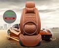 (Передние + Задние) Специальный Кожаные чехлы для сидений автомобиля Для Porsche Cayenne Cayenne Макан S E-Гибридный автомобиль автомобильные аксессуары для укладки