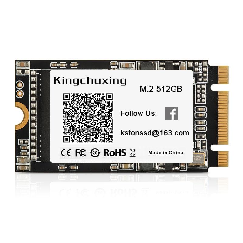 Kingchuxing SSD M2 512 gb 256 gb M.2 2242 NGFF SSD HDD Disque Pour Cpmputer Ordinateur Portable