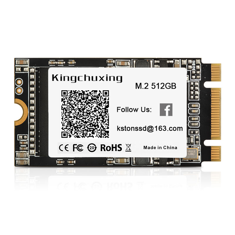 Kingchuxing SSD M2 512 gb 256 gb M.2 2242 NGFF Solide State Drive HDD Disque Pour Cpmputer Ordinateur Portable Notebook