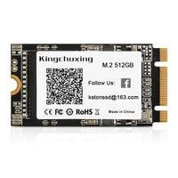 Kingchuxing SSD M2 512 ГБ 256 ГБ M.2 2242 NGFF твердотельный накопитель HDD диск для Cpmputer ноутбука Тетрадь