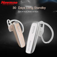 NEWSMY L61 Original Wireless Bluetooth Earphone Bluetooth Head Auriculares With Mic For Phone PC China S