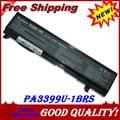 аккумулятор для ноутбука Toshiba PA3399U-1BAS Satellite A100 A80 A105 PA3399U PA3399 PA3399U-1BRS PA3399U-2BAS PA3399U-2BRS