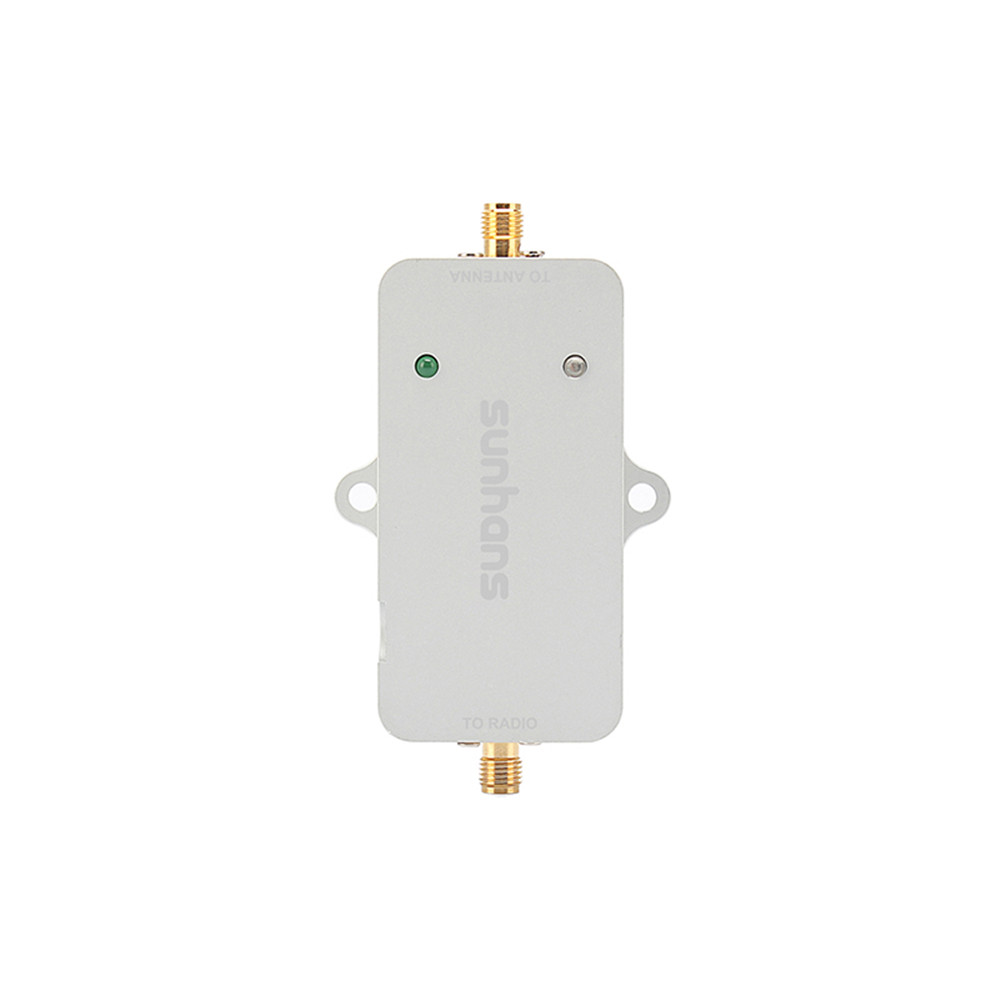 Sunhans SH-2500 2500mW 11B/G/N Triple Frequency Wireless WiFi Signal Booster Remote Control, Monitoring Amplifier