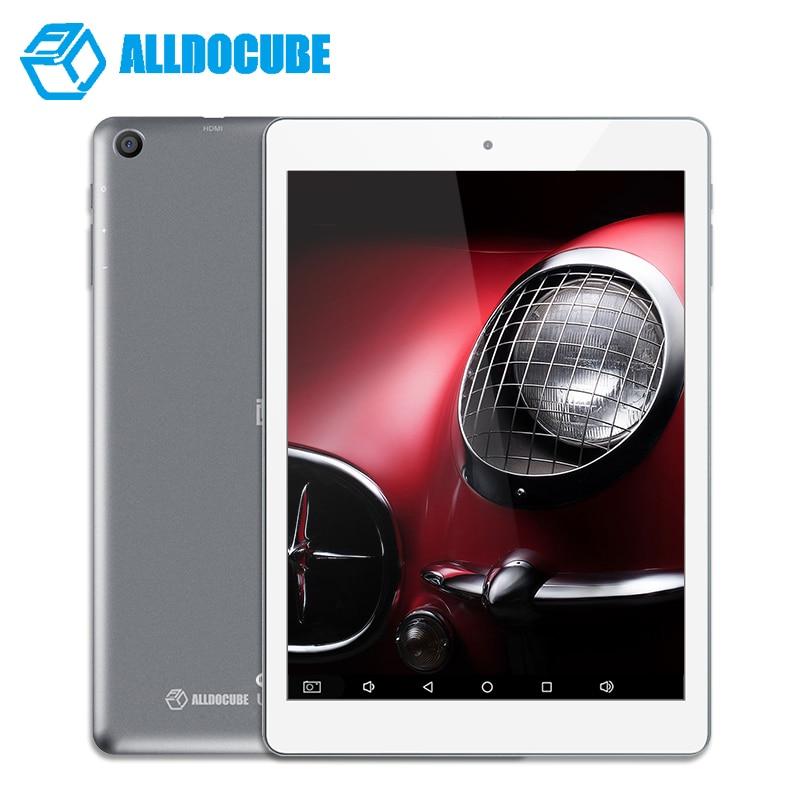 Alldocube Cube U78 iplay8 таблетки 7.85 дюймов MTK8163 Quad Core HDMI GPS 1024x768 IPS Android 6.0 двойной Wi-Fi 2.4 г/5 г 1 ГБ 16 ГБ