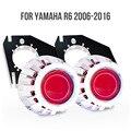 KT сделанный на заказ HID проектор Комплект для Yamaha YZF R6 2006-2016 HP4