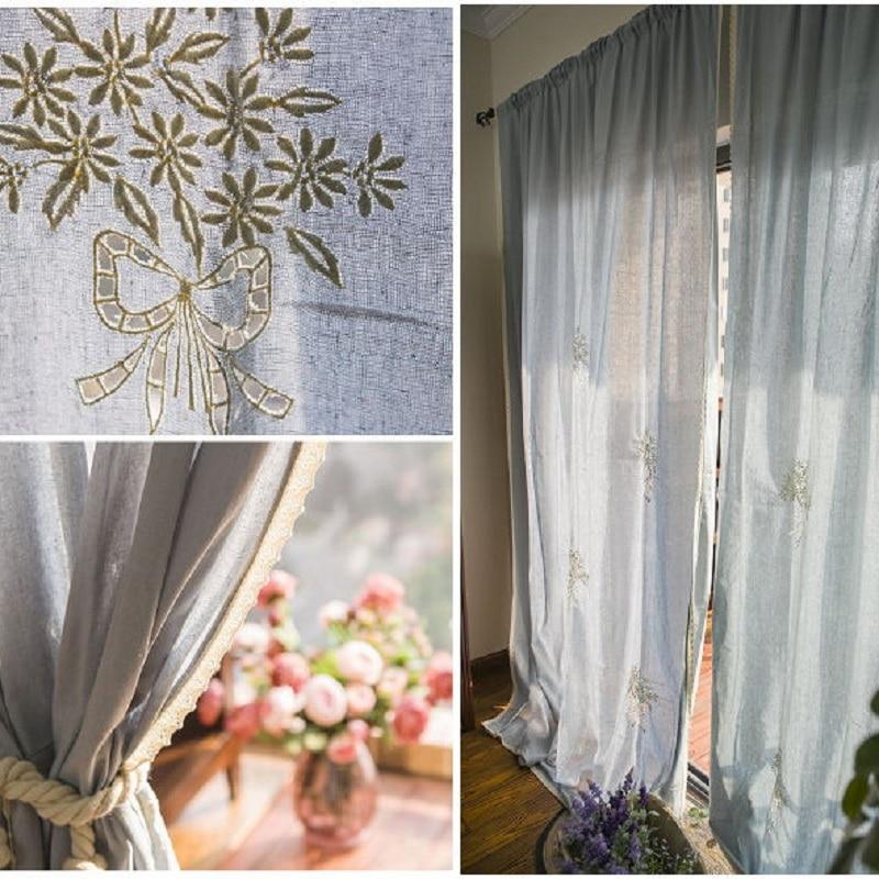 Compra crochet cocina cortinas online al por mayor de china ...