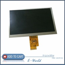 Original 7inch 40pin LCD screen for Megafon Login2 MT3A