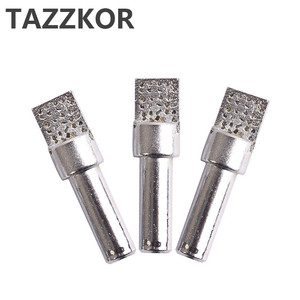 Diamond Dresser Pen Square Head Cutters For Grinding Disc Wheel Dressing For Wood Working Stone Dressing Bench Grinder Tools(China)