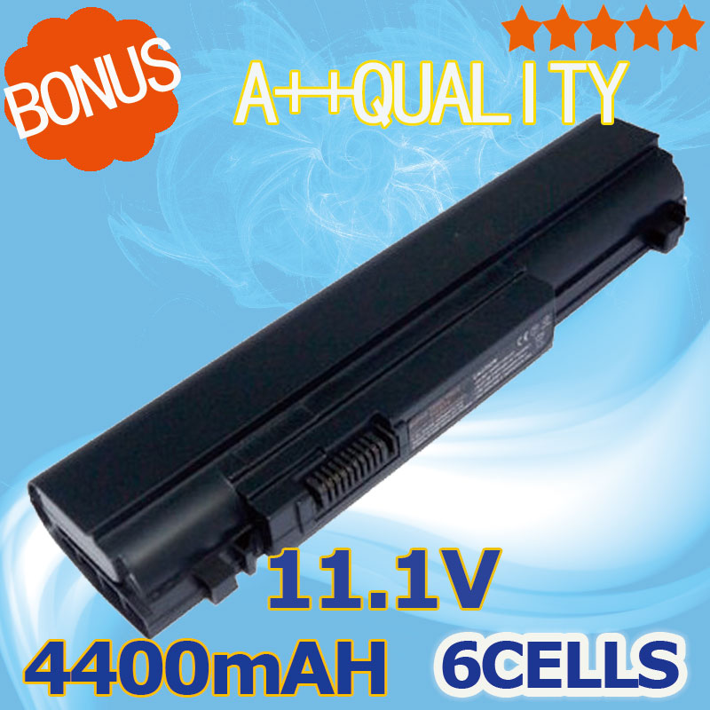 6cell 4400mAH Battery For dell Studio XPS 13 1340 312-0773 P891C T555C