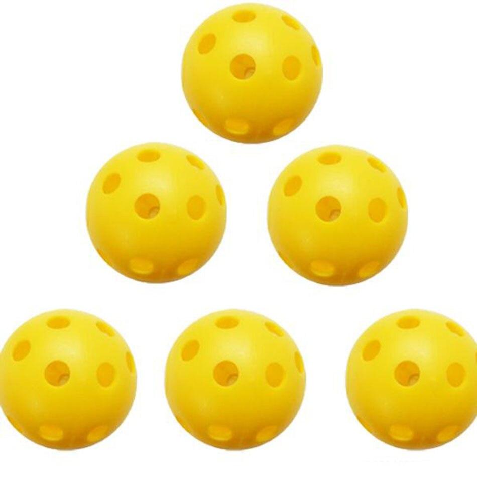 Golf ball hole hollow ball Training