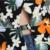 Nueva Manera Del Verano Sexy Suelta V-cuello de La Impresión de las mujeres Costura de Encaje Sin Espalda Honda Chaleco Tops Cortos