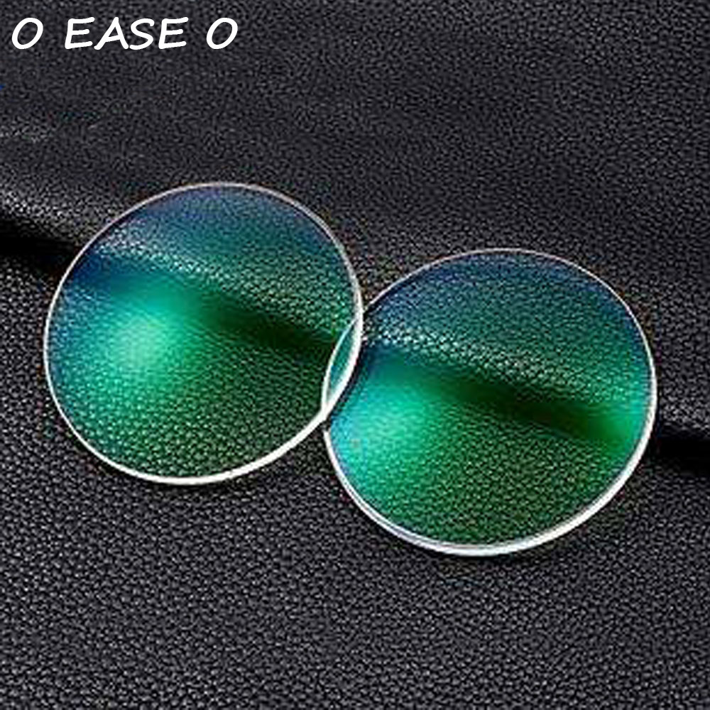 Top Quality 1.67 Aspheric ASP high index thinner Clearer Single Vision UV400 lenses with lens cut and frame fitting service Lens