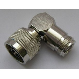 20pcs/ lot N male to N female connector Coaxial cable feeder connector for telecom N connector feeder for communication