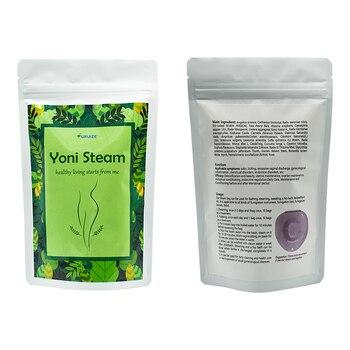 100% Chinese herbal detox steam Vagina Steam Tea Yoni Steaming Herbs for Women Vagina Health natural herbal Yoni steam 2