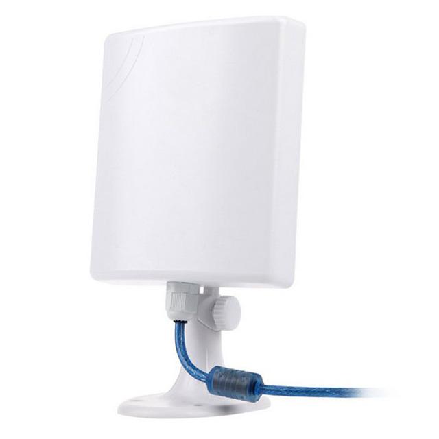 Presente bonito Novo CMCC Alto Ganho de Longa Distância Ao Ar Livre À Prova D' Água 150 M USB Sem Fio Wifi Adapter Atacado preço Dec18