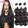 Grade 7a Malaysian Body Wave Virgin Hair 3 Bundles Deal Unprocessed Malaysian Virgin Hair Stema Hair Company Human Hair Weave