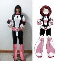 Boku No Hero Academia AsuiTsuyu Yaoyorozu Momo Battle Clothing My Hero Academia OCHACO URARAKA Cosplay Costume