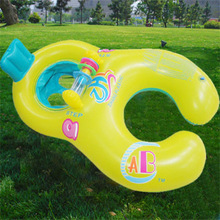 New Arrival Baby Swimming Ring & Mother And Child Swimming Circle Double Swimming Rings swimming pool accessories