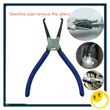 Car Fuel Line Petrol Clip Pipe Hose Connector Quick Release Removal Pliers Gasoline pipe remove the pliers For Audi Honda Ford