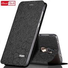 xiaomi mi 5s plus case flip capas leather silicon housing luxury crystal mofi xiomi mi mi5s 5s plus 5.7 inch 5splus coque covers