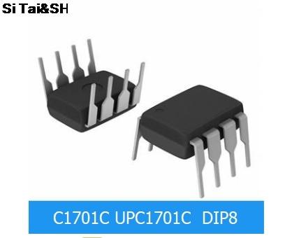 1PCS  C1701C UPC1701C  DIP8
