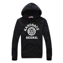 2018 Men Hoodies Spring United Kingdom Skateboards black Cotton Hip-Hop Sweatshirt Hombre M-XXXL