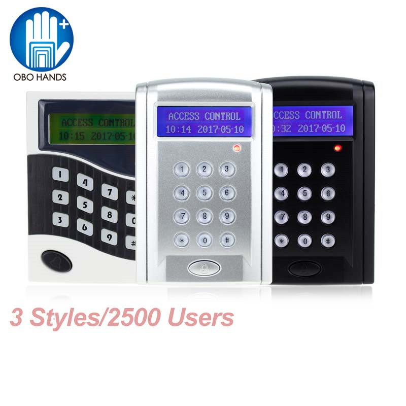 RFID 125KHz Access Controller with LCD Screen and Free Software Stand Alone Smart Card Reader for Attendance Management asad ullah alam and siffat ullah khan knowledge sharing management in software outsourcing projects