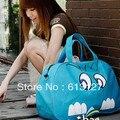Moda Bolsas Multifuncional saco de Nylon Impermeável saco DE VIAGEM Dos Homens/Mulheres saco de ginásio viagem