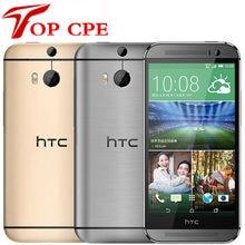 HTC-teléfono móvil ONE M8, versión europea, 16 GB/32GB de ROM, 2GB de RAM, cuatro núcleos, pantalla táctil de 5,0 pulgadas, 3G, 4G, WIFI, GPS, 1080P