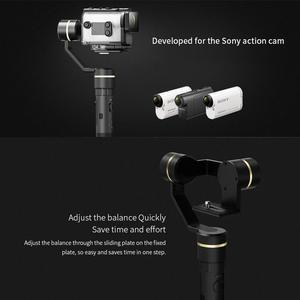 Image 5 - FeiyuTech G5GS Handheld Gimbal 3 Axis Camera Stabilizer for Sony AS50 AS50R  X3000 X3000R Splash Proof 130g 200g Payload