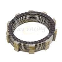 10 Pcs Motorcycle Engine Parts Clutch Friction Plates Fit For SUZUKI GSR750 GSR750A GSR750ZA GSX-R750 RF900R TL1000S GS1200SS