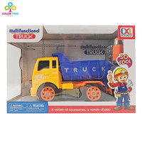 Plastic Toy Dump Trucks Educational Toys Dumper Truck Construction Car Toy
