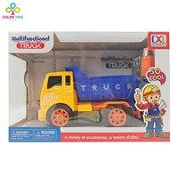 Plastic Toy Dump Trucks Educational Toys Dumper Truck Construction Car Toy