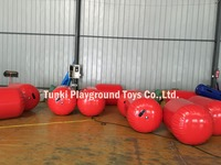 100*80cm Customized inflatable air roller/Fitness tube
