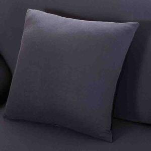Image 3 - โมเดิร์นแฟชั่นสีบริสุทธิ์ยืดหยุ่นสำหรับห้องนั่งเล่นโซฟายืดโซฟาเบาะโซฟาล้างทำความสะอาด Slipcover