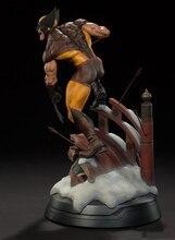 Marvel X Men Wolverine Figurine Marvel Collectible Figures Wolverine Figure LOGAN Toy