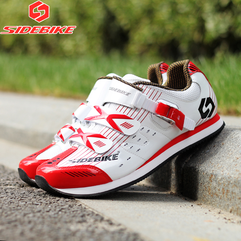 Sidebike Non Lock MTB Road Cycling Shoes Ultralight Leisure Bike Shoes Men Breathable Non Slip Bicycle Shoes sapatilha ciclismo sidebike high quality men cycling shoes self locking road bike shoes s2 snap knob bicycle shoes ultralight sapatos de ciclismo