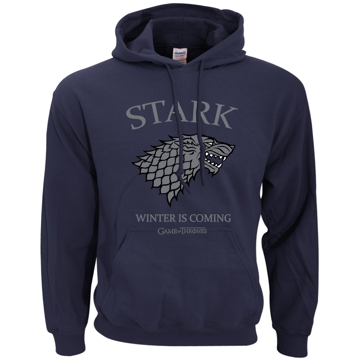 House Stark Winter Is Coming Game Of Thrones Hoodies Men 2019 Spring Winter Hoodie Sweatshirts Men Fleece Hip Hop Streetwear