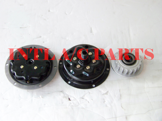 7SE17C 7SEU17C air ac compressor magnetic clutch assembly for VW Transporter MK V T5 2 5