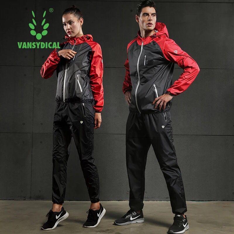 Sweat chaud ensembles de course femmes hommes Gym vêtements Fitness entraînement entraînement Jogging costumes Sportswear 2 pièces Sport survêtement grande taille