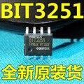 O envio gratuito de 10 pçs/lote backlight BIT3251 SOP-8 SMD chips de driver original novo