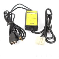 Usb Data Cable Adapter Car Mp3 Digital Disc Box Usb Can Play Music For 3.5Mm Audio Interface