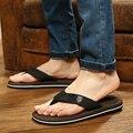 Más el tamaño 44-48 chinelo masculino hombres flip flop sandalias de los hombres sandalias sandalias homme hombres mujeres sandalia flip flop Sandalias de los hombres sandalias Sof