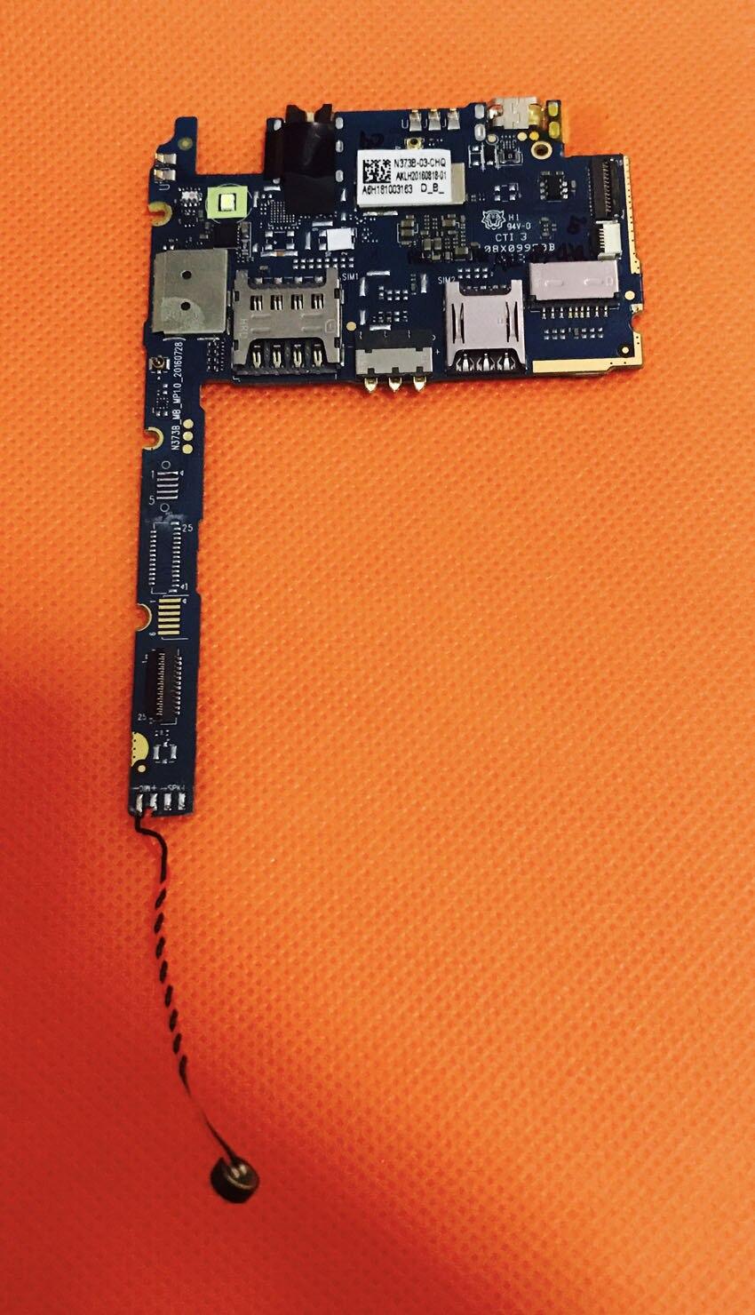 Используется original платы 3 г Оперативная память + 16 г Встроенная память платы для Cubot Манито MTK6737 4 ядра 5.0 HD Бесплатная доставка
