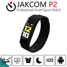JAKCOM P2 banda Profissional Inteligente Relógio Do Esporte como Pulseiras de oxigênio no sangue 2 iwown